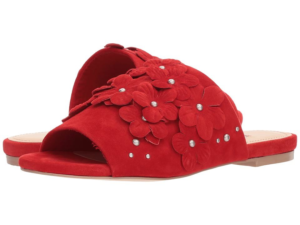 Charles by Charles David Sicilian (Red Suede) Women