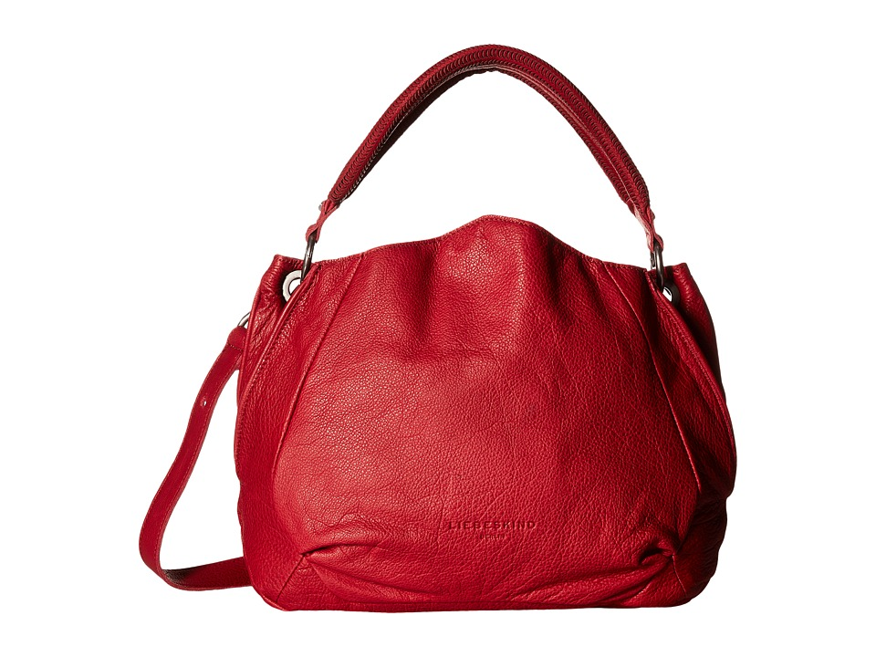 Liebeskind - Dalea Shoulder Bag (Blood Red) Shoulder Handbags