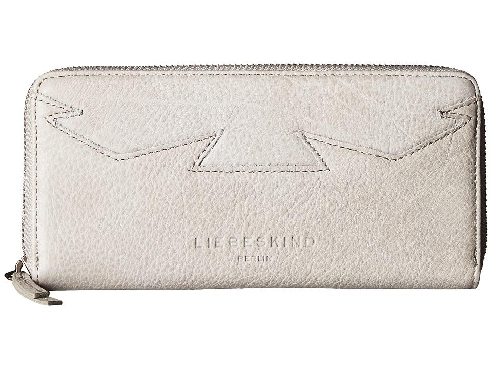 Liebeskind - Sally F7 Wallet (Rhino Brown) Wallet Handbags