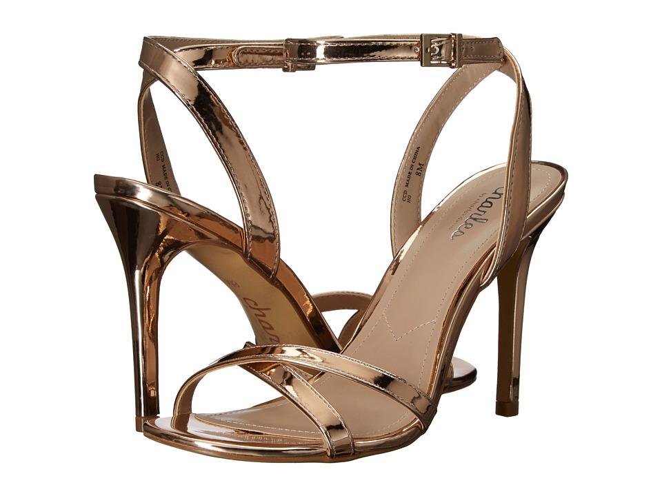Charles by Charles David Rome (Rose Gold Metallic Speccio) High Heels