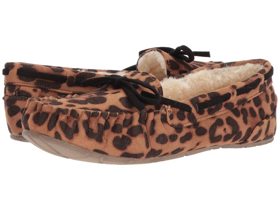 UNIONBAY Yum Moccasin (Leopard) Women