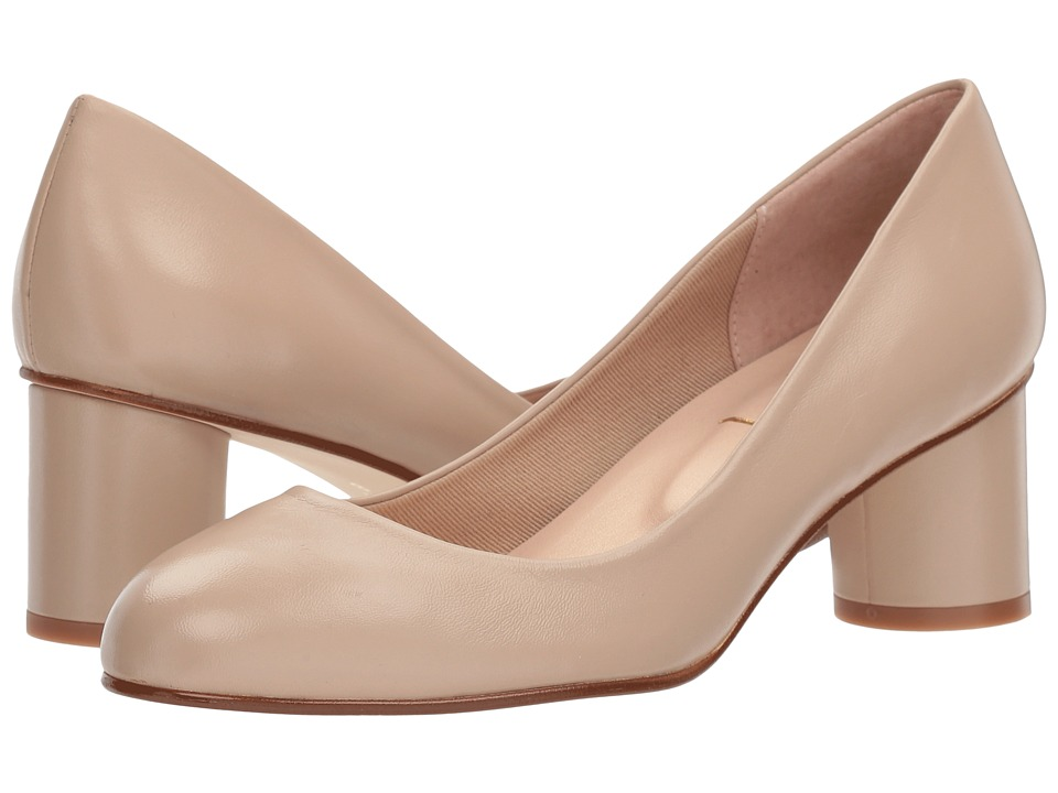 French Sole Trance 2 (Natural Nappa) Women