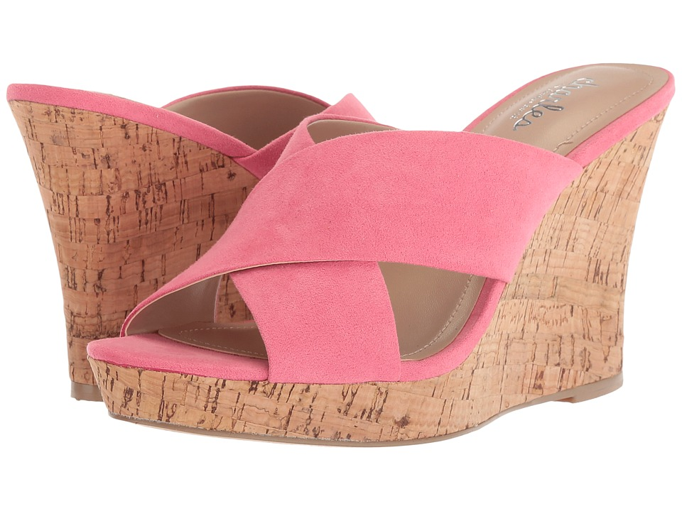 Charles by Charles David Latrice (Coral Microsuede) Women
