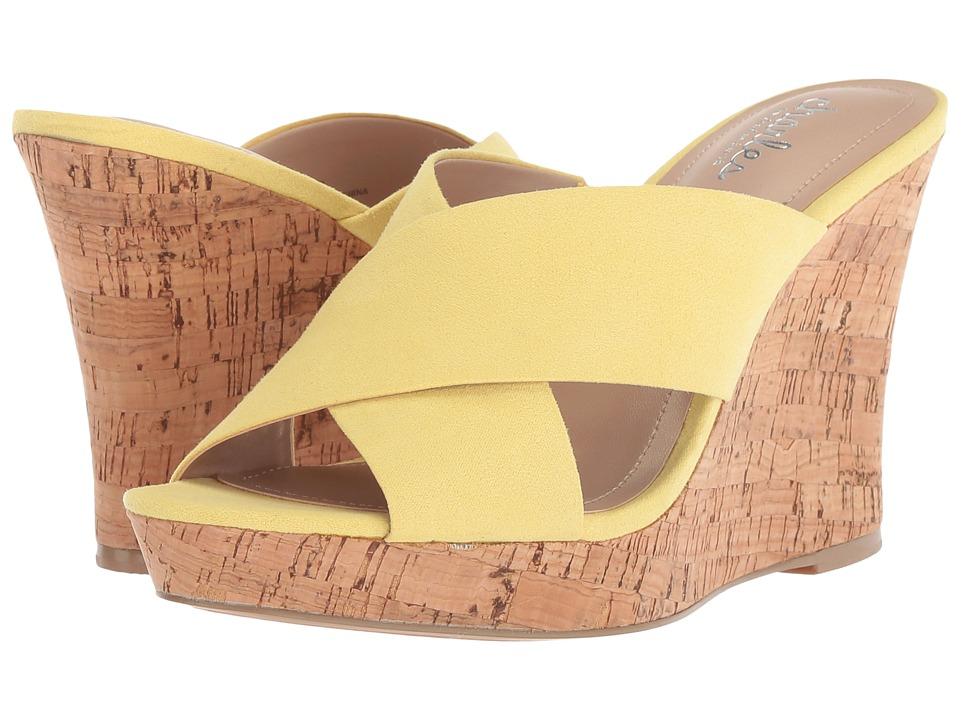 Charles by Charles David Latrice (Buttercup Microsuede) Women