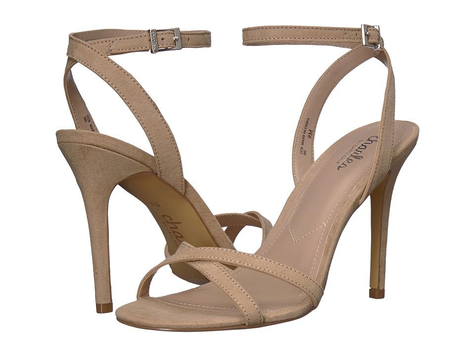 Charles by Charles David Rome (Nude Microsuede) High Heels