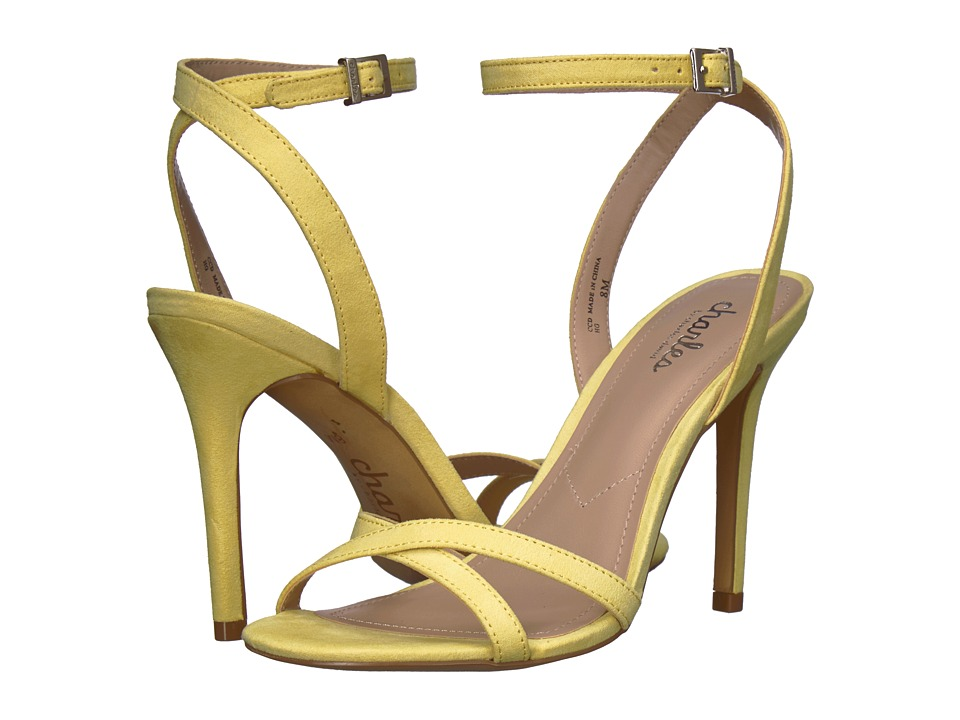 Charles by Charles David Rome (Buttercup Microsuede) High Heels