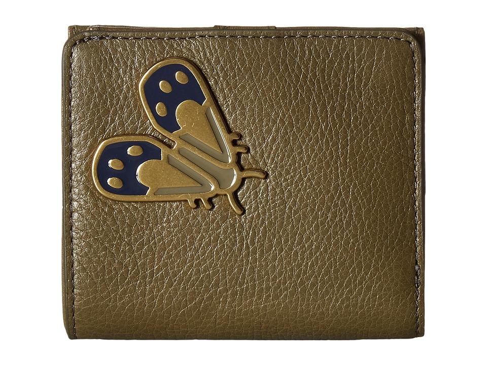 Fossil - RFID Caroline Mini Wallet (Rosemary) Wallet Handbags