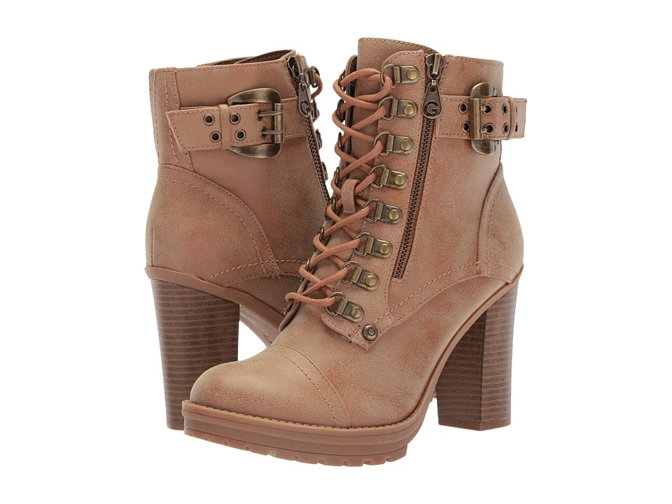 G by GUESS Gimmy3 (Camel Casual) Women