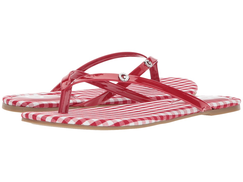 G by GUESS Bayla2 (Red/White Gingham) Women