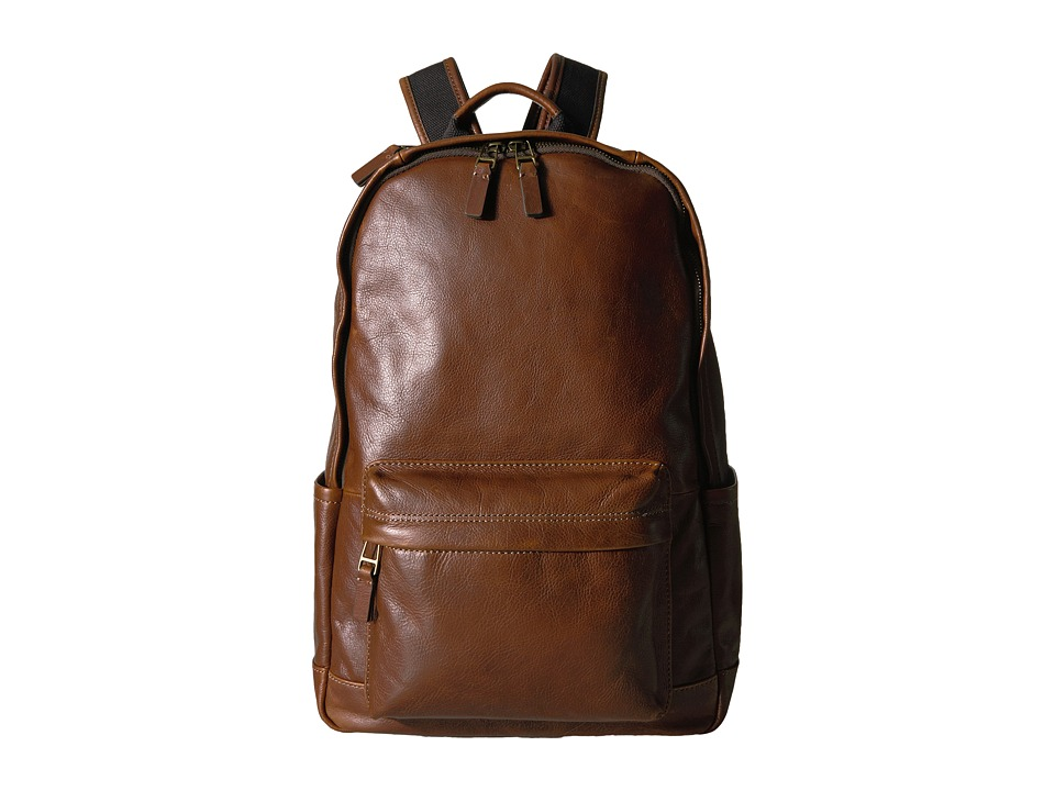 Fossil - Defender Backpack (Brown 1) Backpack Bags