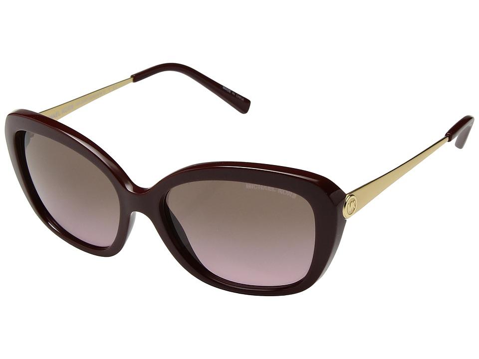 Michael Kors - 0MK2030 (Black) Fashion Sunglasses