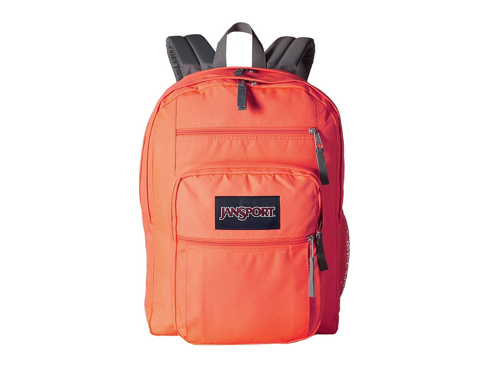 JanSport - Big Student (Tahitian Orange) Backpack Bags