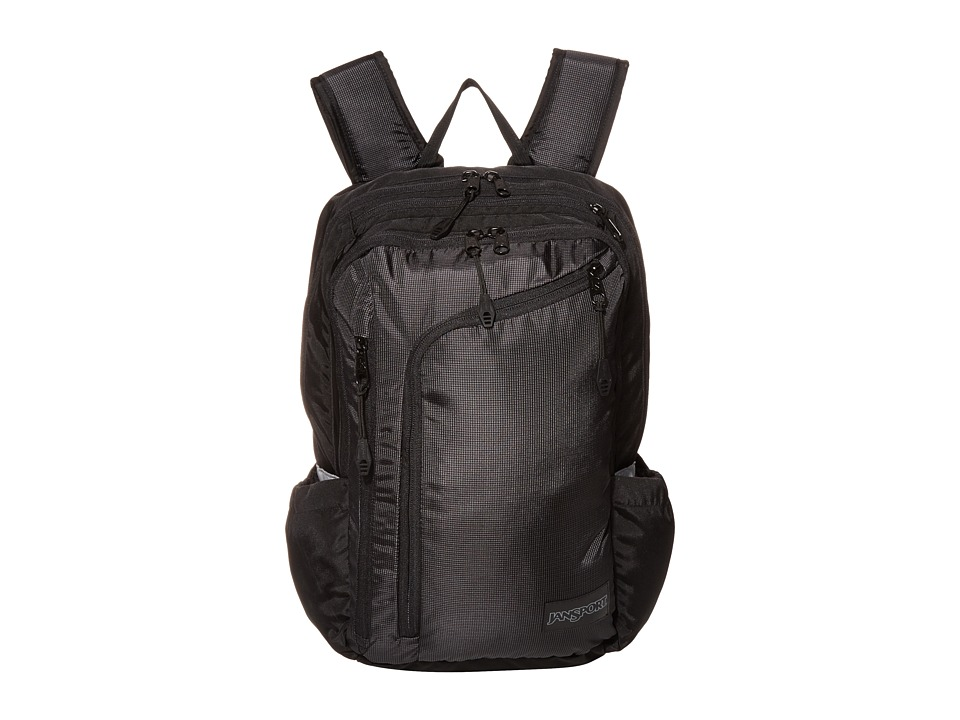 JanSport - Platform (Black) Backpack Bags