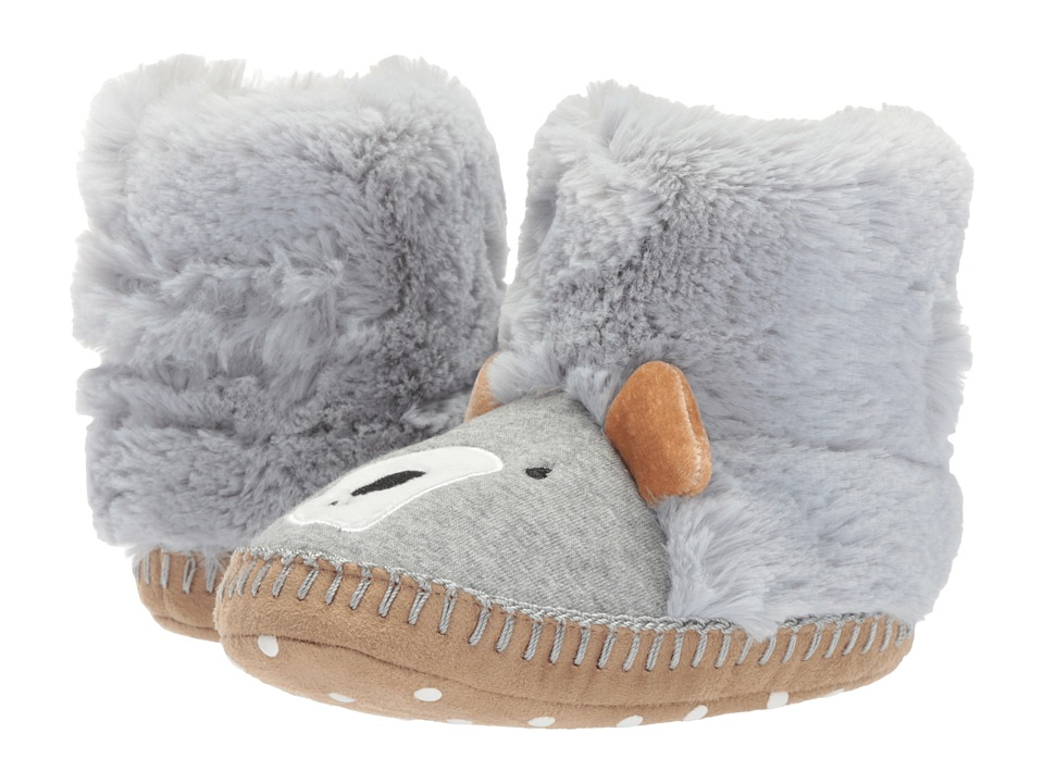 Hanna Andersson Karlsson (Infant/Toddler/Little Kid) (Gray Bear) Kids Shoes