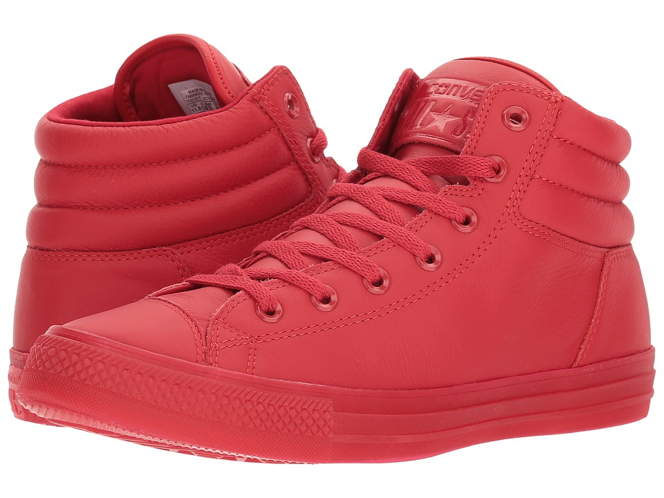 Converse - Chuck Taylor(r) All Star(r) Fresh Hi Varsity (Red/Varsity Red) Shoes