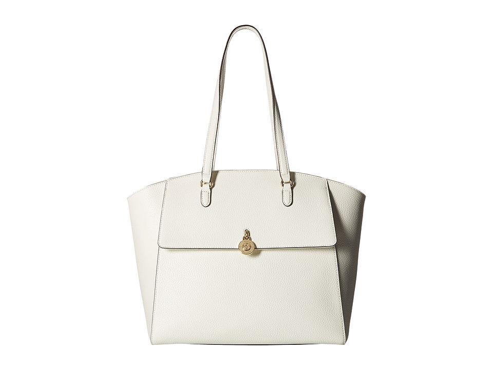 LAUREN Ralph Lauren - Hunland Tote Medium (Vanilla) Tote Handbags