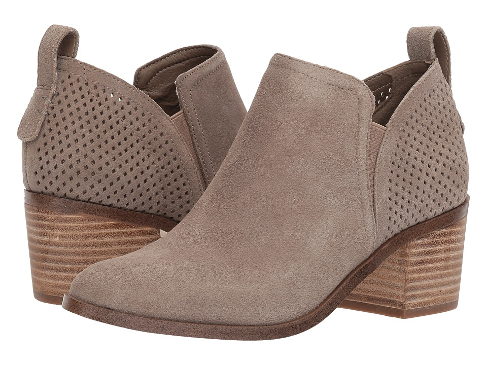 Steve Madden Paras (Taupe Suede) Women