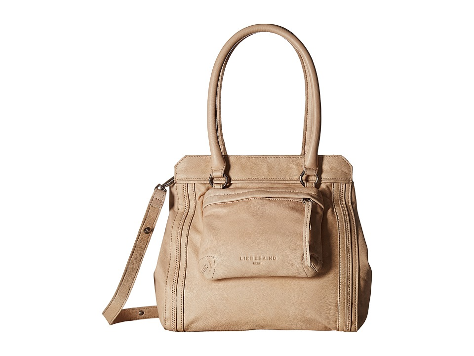Liebeskind - Malavi Front Pocket Shoulder Bag (Beach Sand) Shoulder Handbags