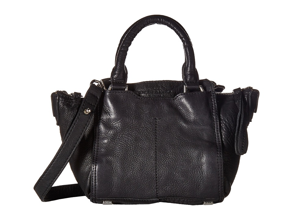 Liebeskind - Minya Mini Tie Wash (Nairobi Black) Handbags