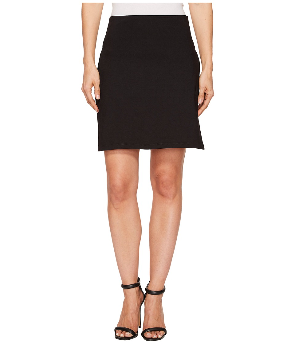 Susana Monaco Joyce Mini Skirt (Black) Women