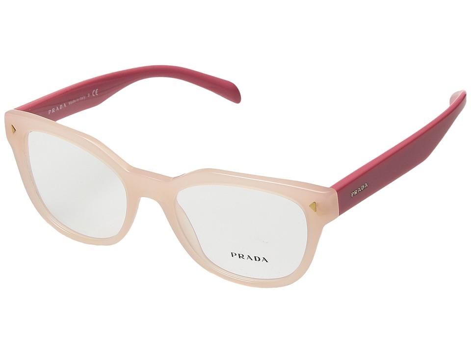Prada - 0PR 21SV (Nude/Pink) Fashion Sunglasses