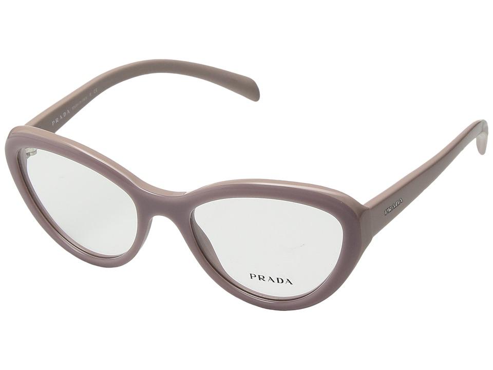 Prada - 0PR 25RV (Taupe) Fashion Sunglasses