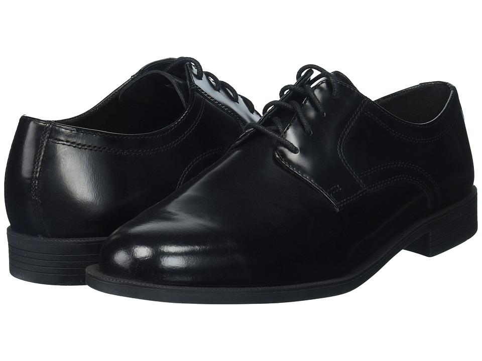 Cole Haan - Dustin Plain Toe II (Black Box Leather) Men's Shoes