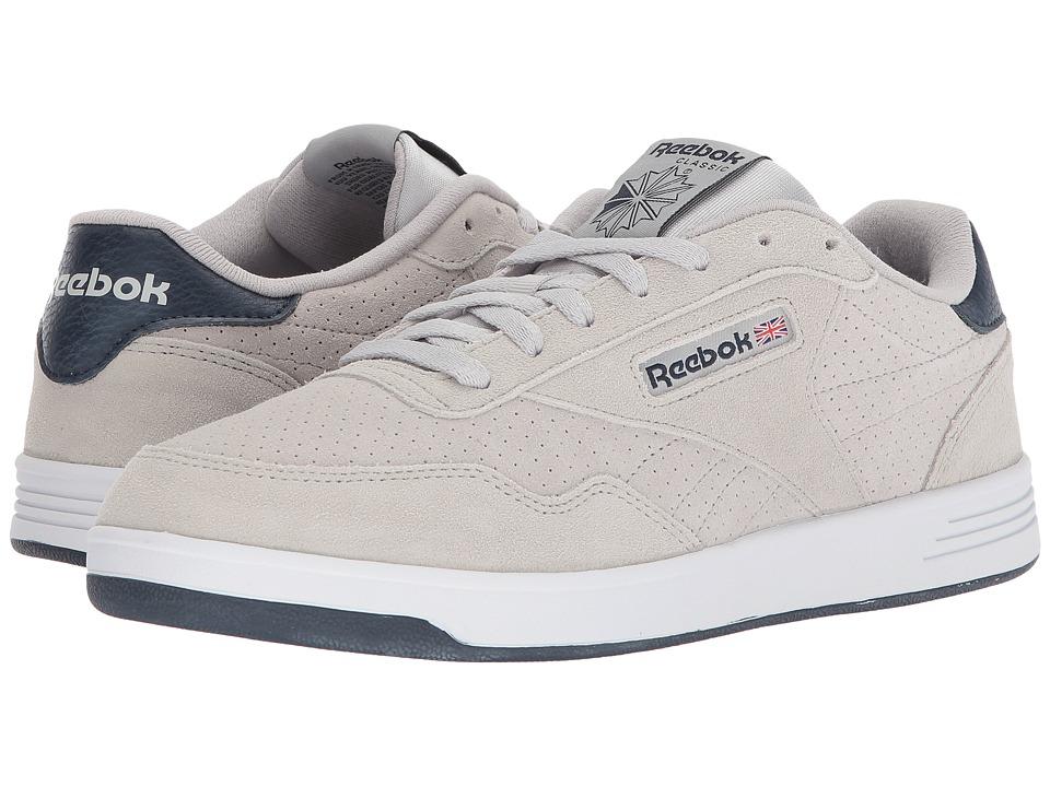 Reebok - Club Memt (Steel/Collegiate Navy/White) Men's Shoes