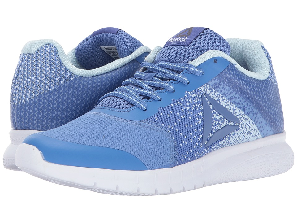 Reebok Instalite Run (Flash Blue/Lilac Shadow/Electric Flash) Women