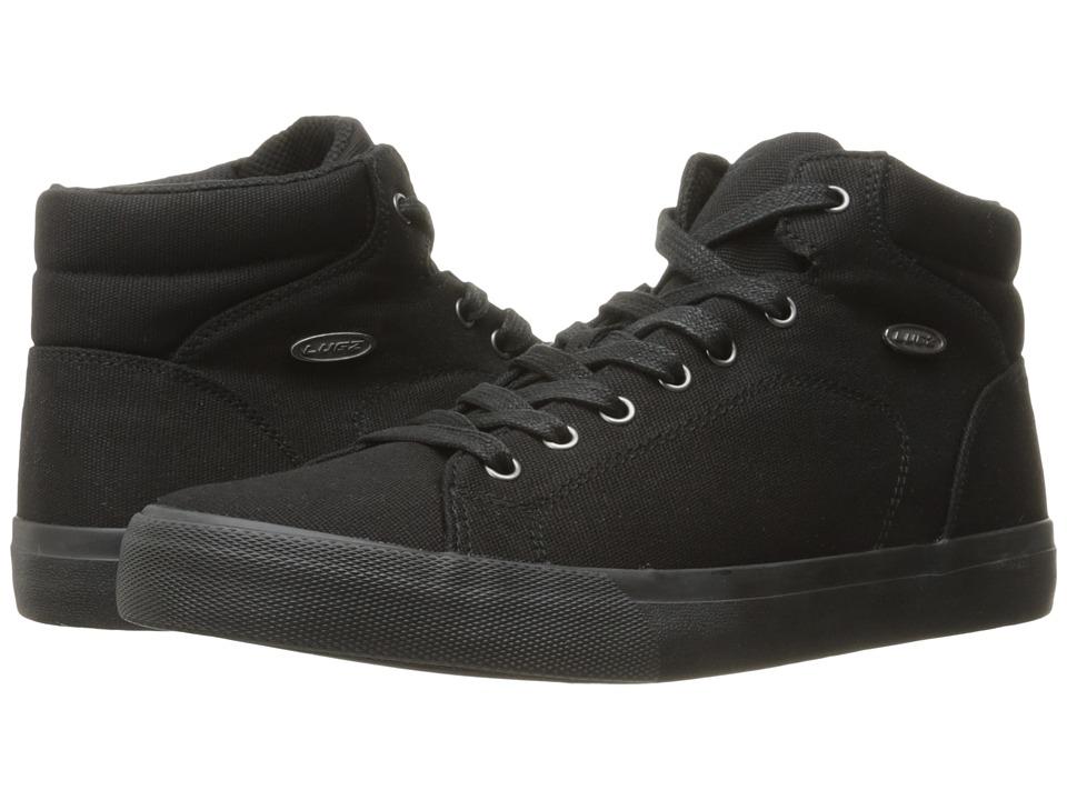 Lugz King HC (Black) Men's Shoes