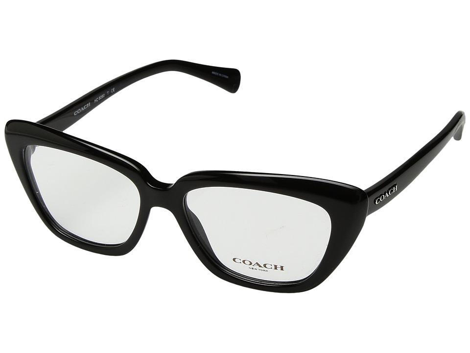 COACH - 0HC6090 (Black) Fashion Sunglasses