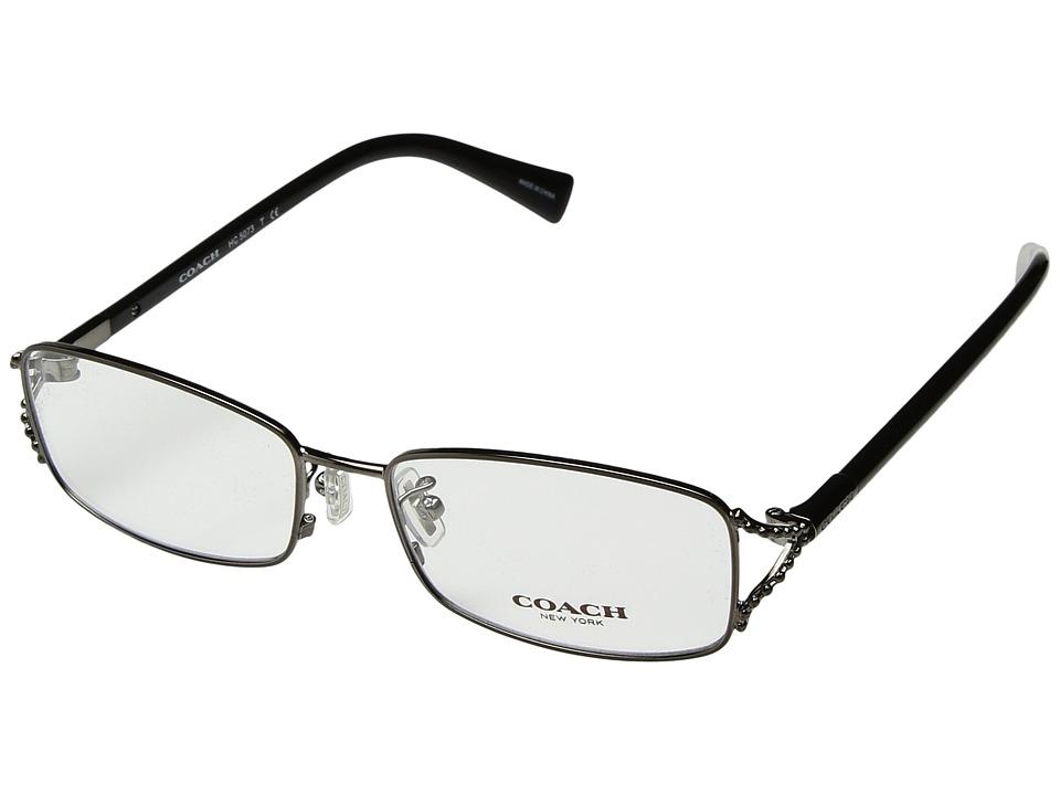 COACH - 0HC5073 (Silver) Fashion Sunglasses