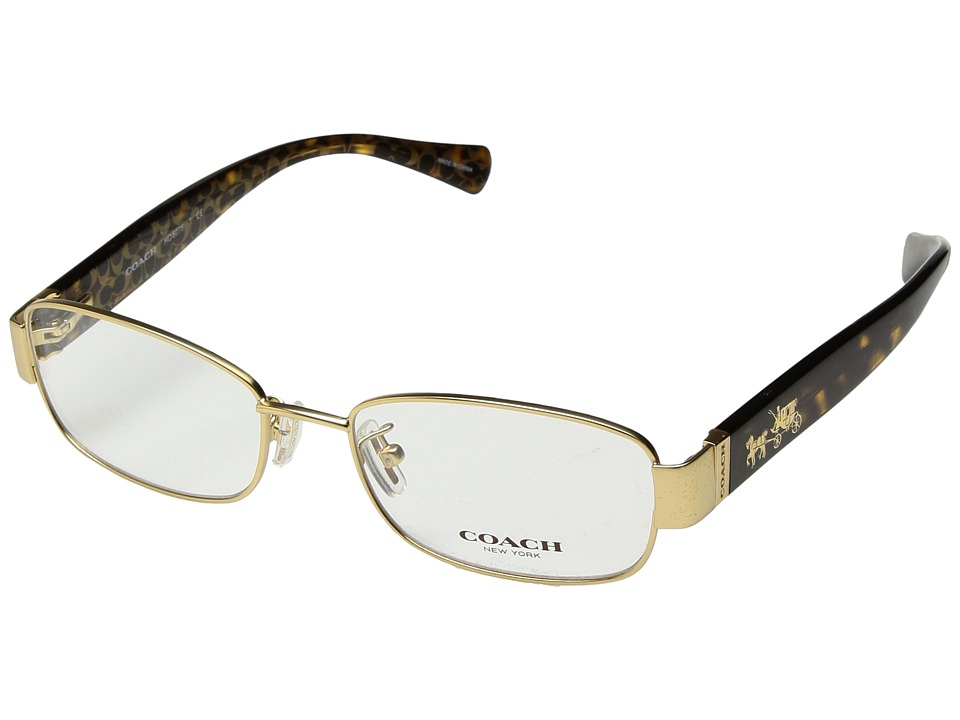 COACH - 0HC5075 (Gold) Fashion Sunglasses