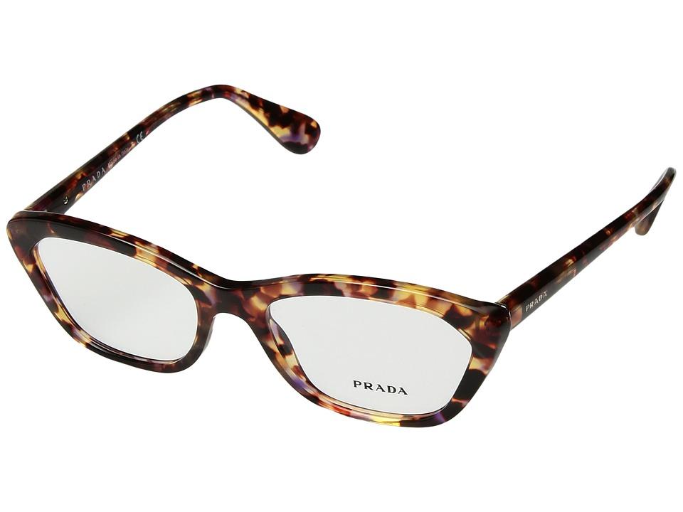Prada - 0PR 03QV (Tortoise) Fashion Sunglasses