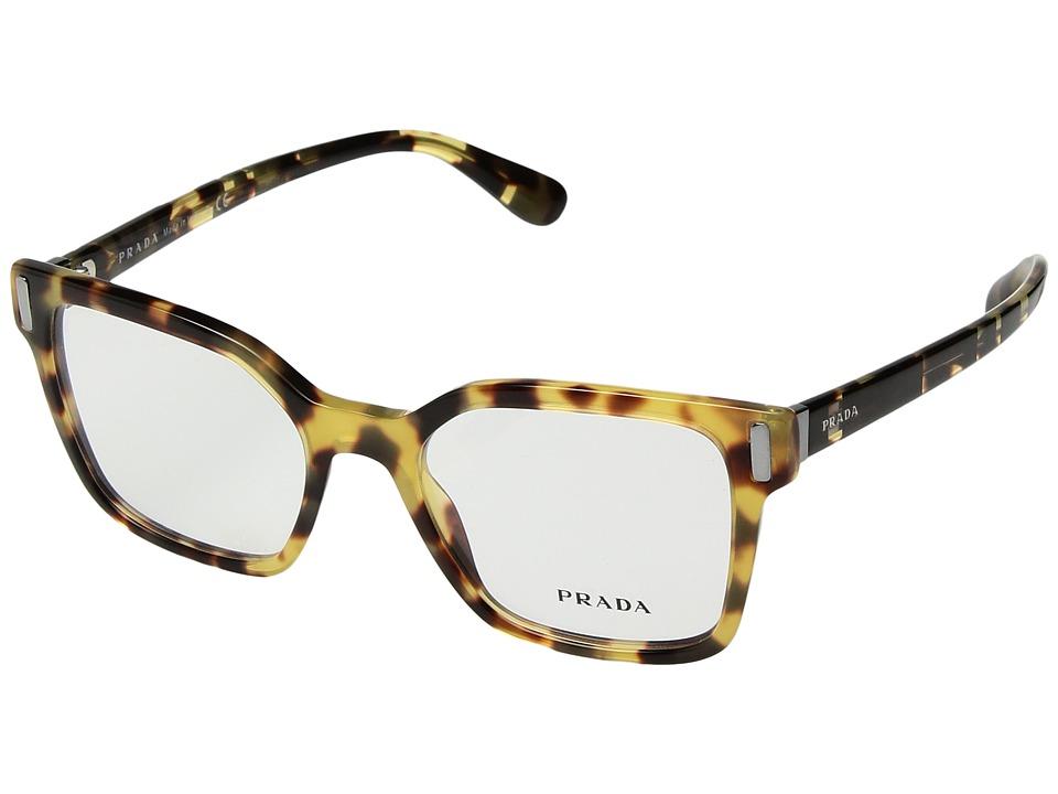 Prada - 0PR 05TV (Tortoise) Fashion Sunglasses