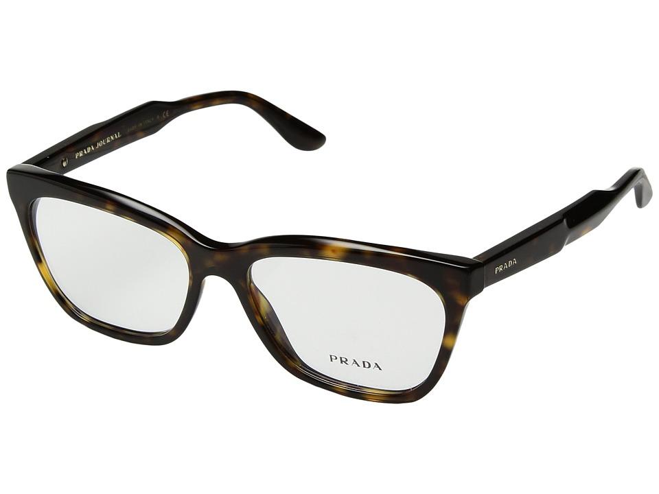 Prada - 0PR 24SV (Brown) Fashion Sunglasses