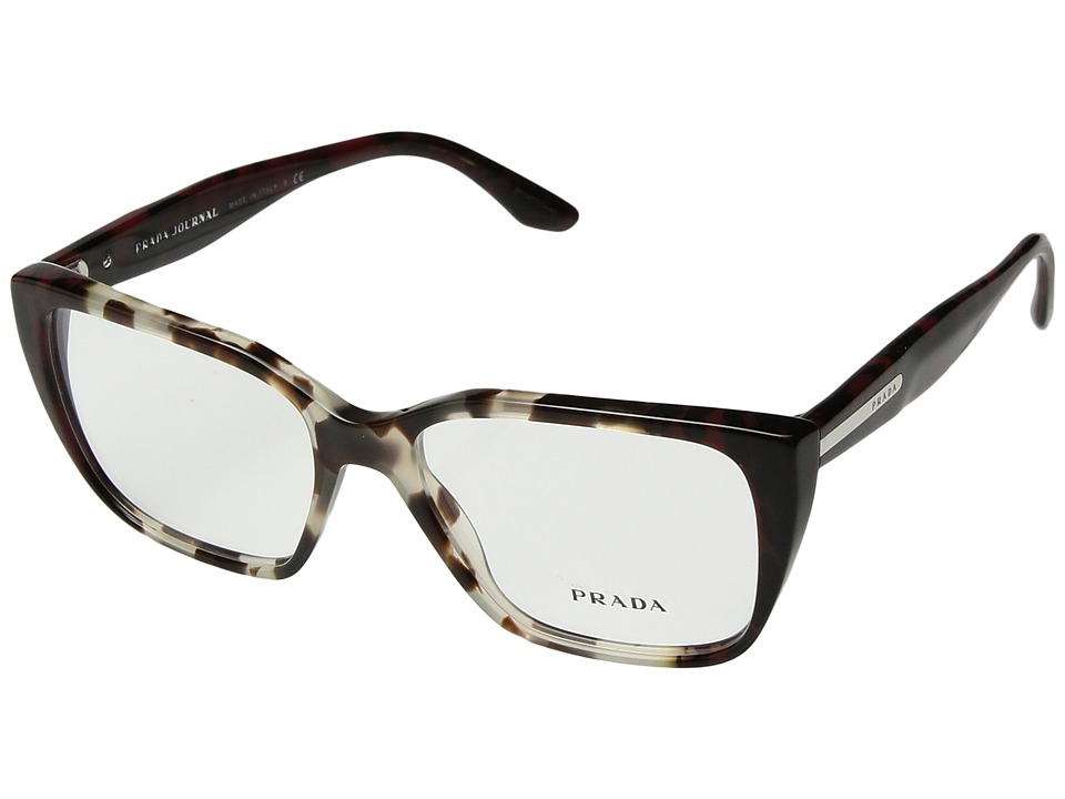 Prada - 0PR 08TV (Brown/Tan) Fashion Sunglasses