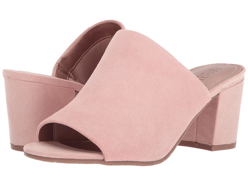 Kenneth Cole Reaction - Mass-Ter-Mind 7 (Rose Suede) High Heels