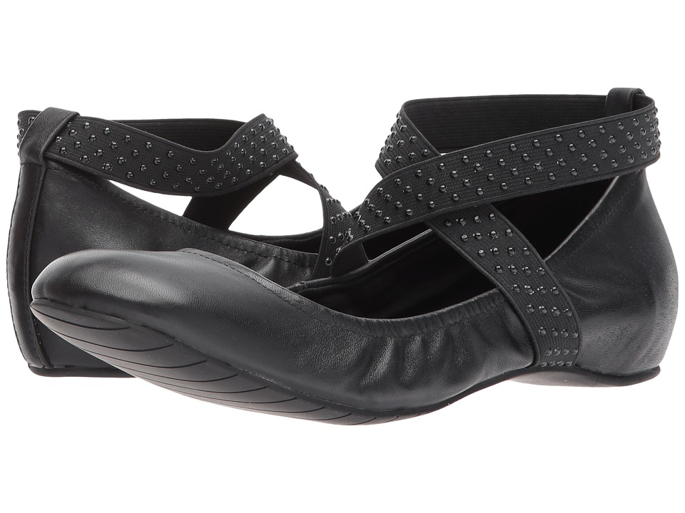 Kenneth Cole Reaction - Gen-Eral (Black Leather) Women's Shoes