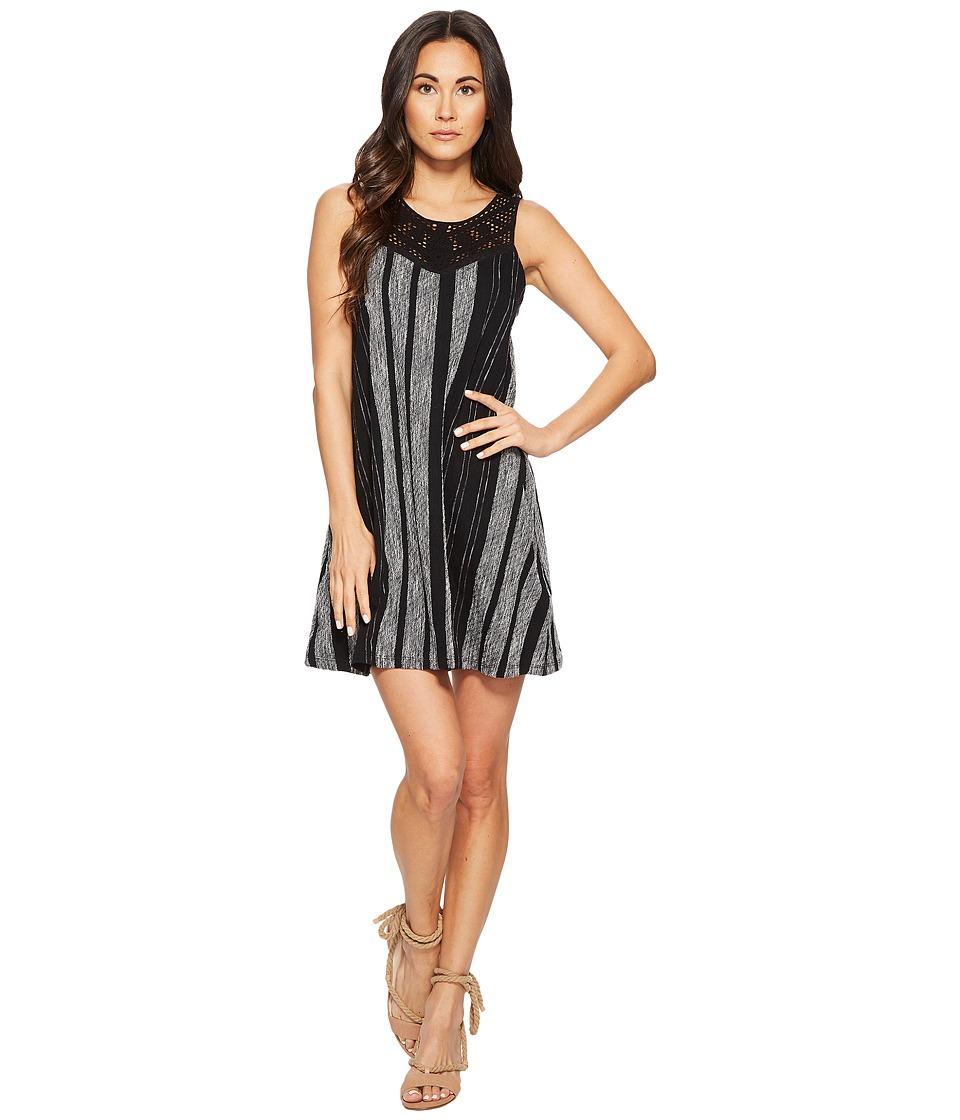 Roxy Azure Escape Dress (Anthracite) Women