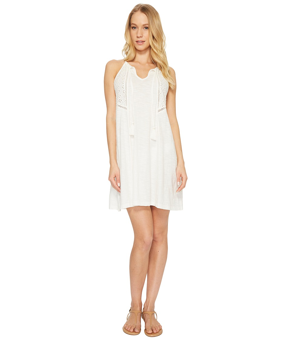 Roxy Enchanted Island Dress (Marshmallow) Women