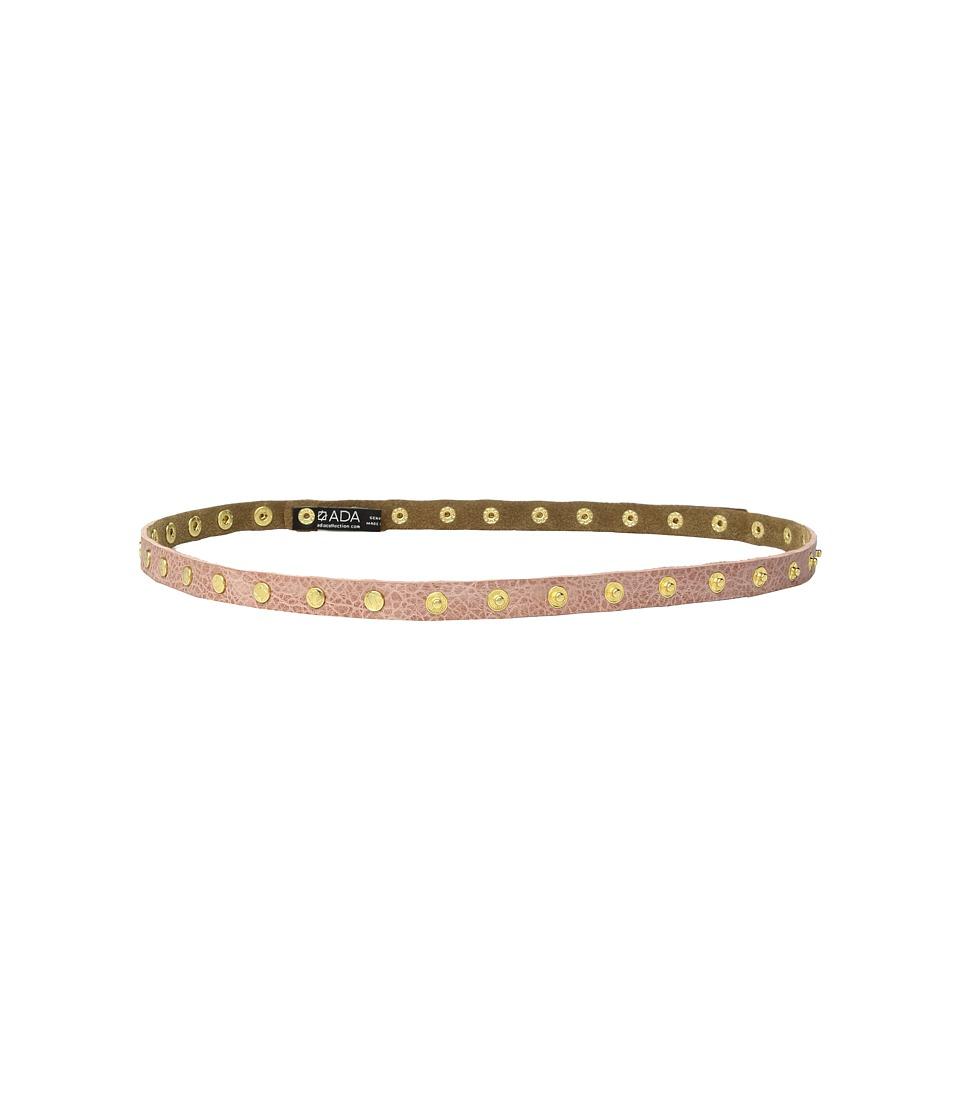 ADA Collection Cala Belt (Textured Pink) Women