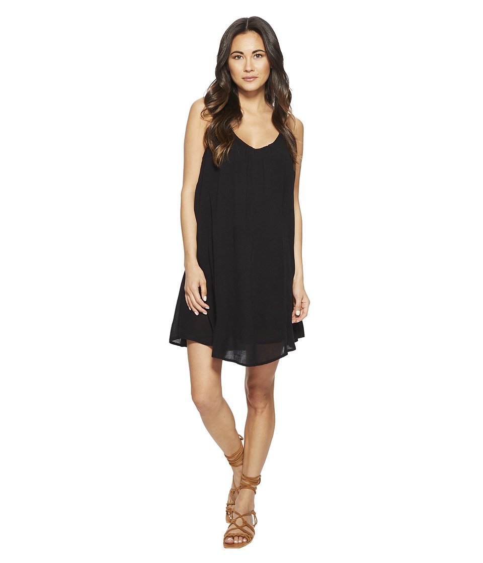 Roxy Great Intentions Dress (Anthracite) Women