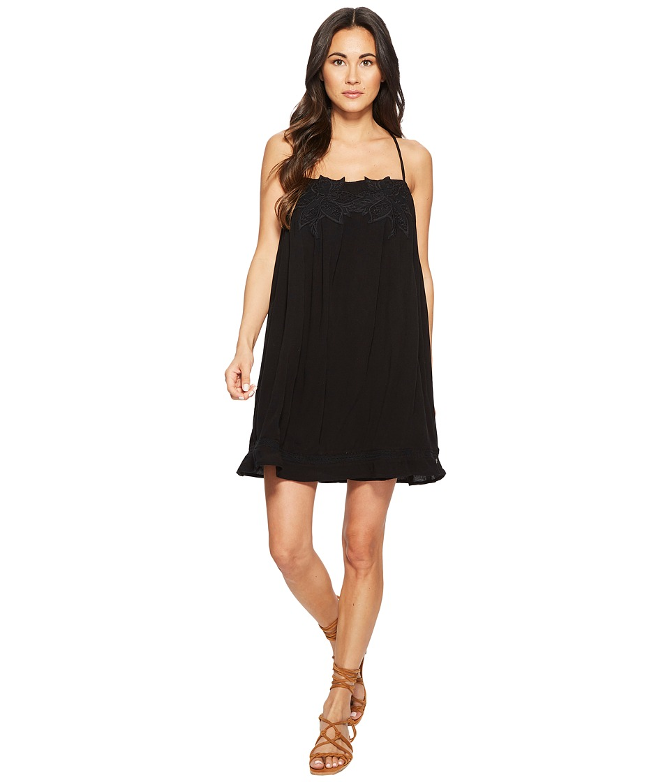 Roxy Where Do We Belong Dress (Anthracite) Women
