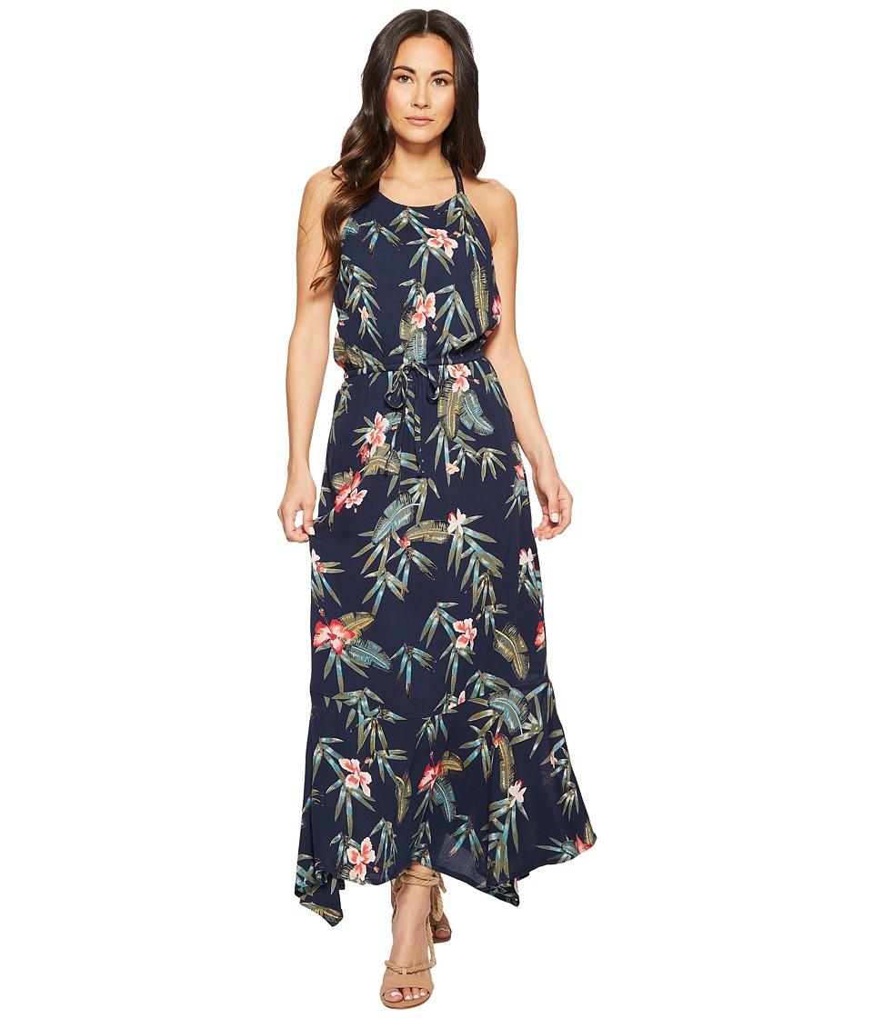 Roxy Groove The Physical Dress (Dress Blue Isle) Women