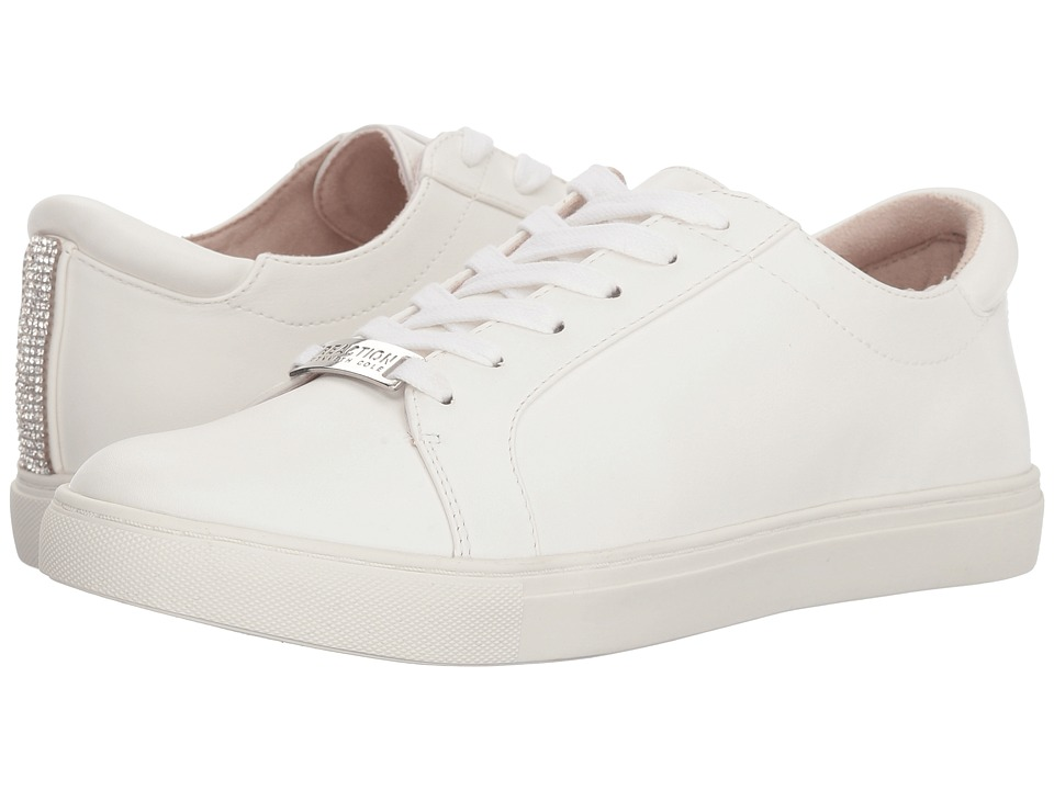 Kenneth Cole Reaction Joey 5 (White Smooth) Women