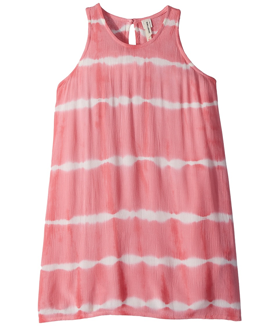 Billabong Kids Wild Daughters Dress (Little Kids/Big Kids) (Flamingo) Girl