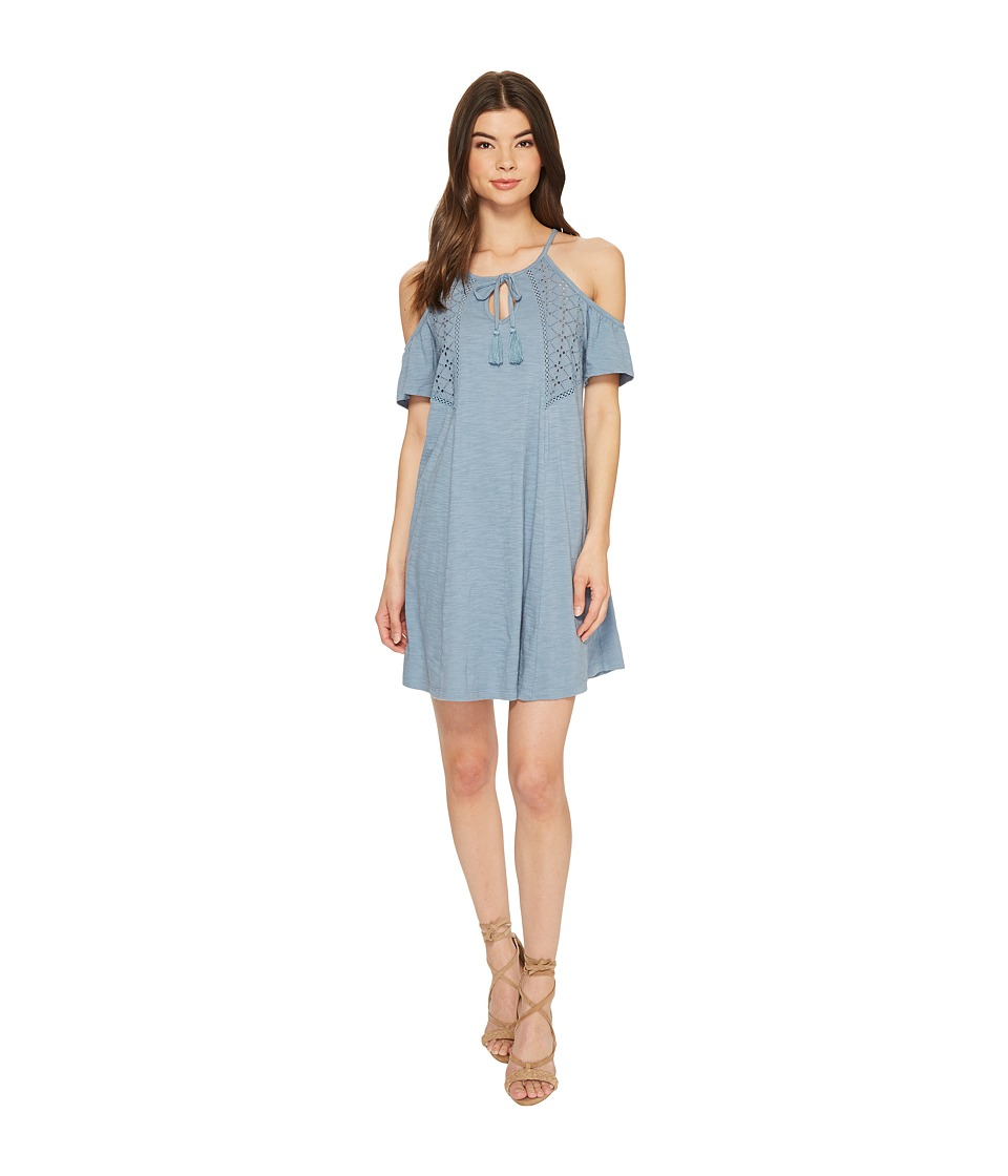 Roxy Enchanted Island Dress (Blue Shadow) Women