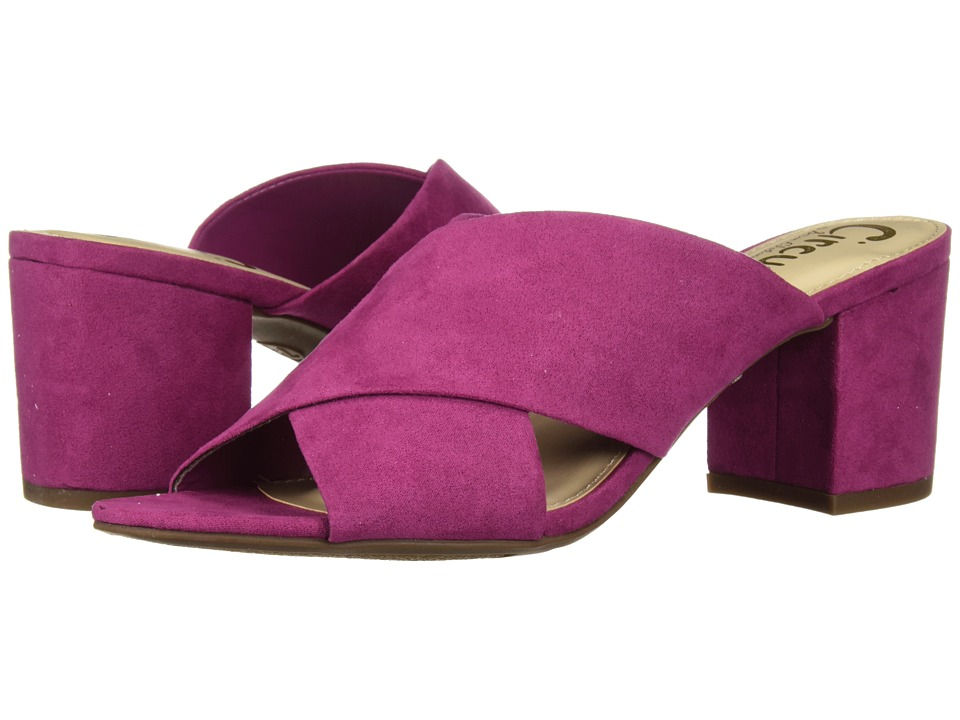 Circus by Sam Edelman Stevie (Mulberry Pink Microsuede) Women