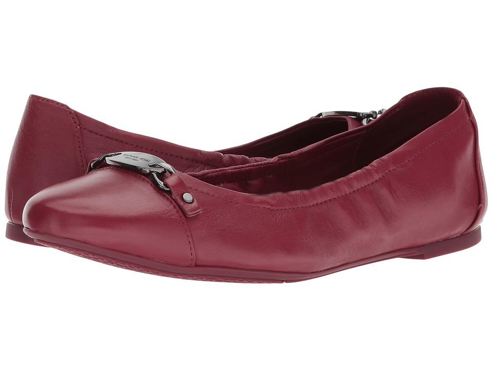 MICHAEL Michael Kors Joyce Ballet Mulberry Shoes